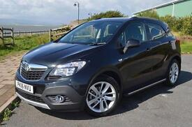 2016 16 VAUXHALL MOKKA 1.4T Tech Line 5dr in Carbon Fla