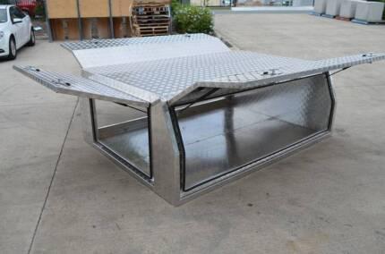 HEAVY DUTY Aluminium Canopy Gullwing UTE SINGLE CAB 2400 Blacktown Blacktown Area Preview