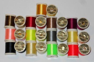 Danville 6/0 70 Denier Flymaster Fly Tying Thread (Danville Fly Tying Thread)