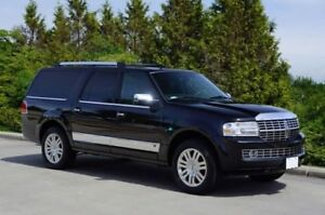 2010 Lincoln Town Car SUV, Crossover