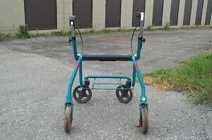 walker like new large wheels 120.00  this was 475.00 new
