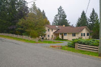 PRIVATE ACREAGE IN CHEMAINUS - PANORAMA RIDGE!