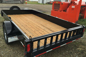 6 x 12 Utility Trailer - Never Used