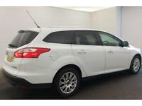 Ford Focus 1.6 TI-VCT ( 125ps ) Powershift 2012MY Titanium FROM £31 PER WEEK !