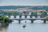 10-Day Danube AMA River Cruise with Air from Saint John
