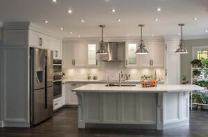 Affordable Quality Custom Kitchens, Cabinetry & Quartz Counters