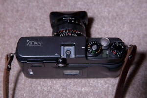 Hasselblad Xpan with 45mm F4 Lens