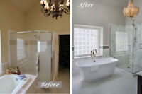 Kitchens/Basements/Bathrooms - Total Renovation Service in MB