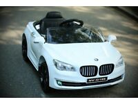 Kids Electric Car BMW Style 12v Brand New, Remote Control, Mp3, Lights