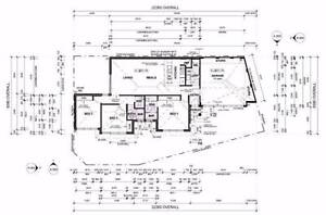 Architectural House Plan Measure Draw Up Service $450 Fixed Rate Perth Region Preview