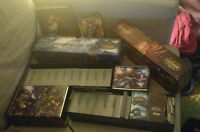 World of Warcraft TCG 1700+ Cards and Extras!