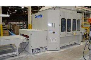 DUBOIS RSM Rotary Spray System W/ High Velocity Hot Air Oven