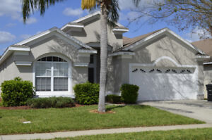 Disney area Pool home, Gated, Free WiFi, Games Rm, BBQ