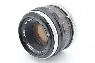 Объективы Canon FL 50mm f1.8 #145
