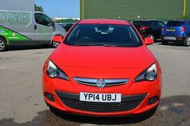 2014 14 VAUXHALL ASTRA GTC 1.4T 16V 140 SRi 3dr in Powe