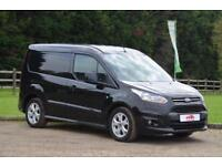 2014 64 FORD TRANSIT CONNECT 1.6 TDCI 200 LIMITED L1 H1 SHORT WHEEL BASE 114 BHP