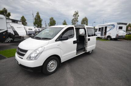 2012 Hyundai iLoad Van Wodonga Wodonga Area Preview