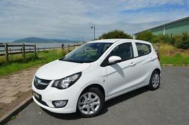 2016 16 VAUXHALL VIVA 1.0 SE 5dr in Summit White