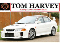 Mitsubishi Lancer Evolution EVO 5 Fresh Import totally MINT 4 5 6