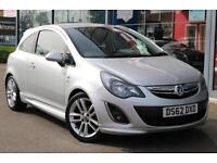 2013 VAUXHALL CORSA 1.4 SRi [AC] CRUISE, 17andquot; ALLOYS and AIR CON
