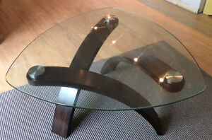Great Modern Glass Coffee Tables Set for Sale!