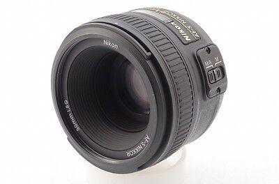 Объективы Nikon AF-S NIKKOR 50mm f1.8