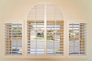 We Offer Custom Shutters For Your Toronto Home!
