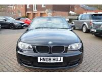 2008 08 BMW 1 SERIES 3.0 125I SE 2D 215 BHP