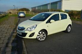 2012 12 VAUXHALL CORSA 1.2 Active 5dr [AC] in Green