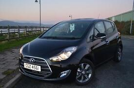 2016 16 HYUNDAI IX20 1.6 SE 5dr Auto in Black
