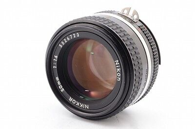 Объективы Nikon NIKKOR 50mm f/1.4 Ai-s(5526723)#81308