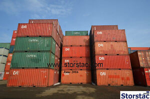 20' - 40' Steel Sea Storage/Shipping Containers - Pick Your Own