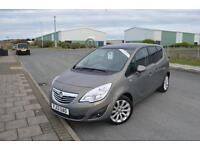 2013 13 VAUXHALL MERIVA 1.4T 16V SE 5dr in Brown