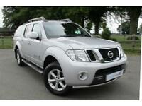 2015 65 Nissan Navara 2.5dCi Diesel Automatic Double Cab Pick UP with NAV
