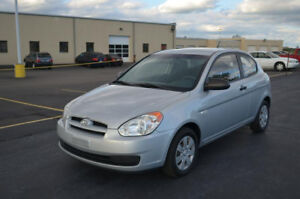 2007 Hyundai Accent GS Hatchback only 88,000kms