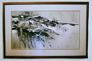 M. Solberg ART PRINT