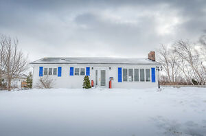 Sweet Bungalow on Large Lot in Kelligrews $225,000.00
