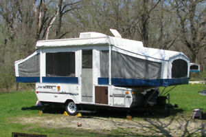 Tent trailer in good condition $7500 ONO