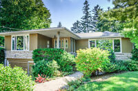 Gorgeous Bungalow with Legal Basement Apartment