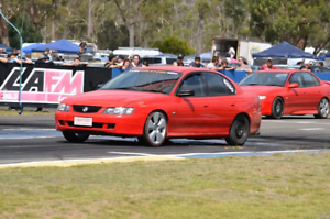 Holden Vy sv8 commodore fully registered daily driven drag car