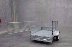 NEW YEAR SALE! Welded 7x4 Gal Trailer with REGO & Everything Bundall Gold Coast City Preview