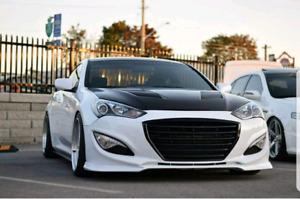 2015 Hyundai Genesis Coupe R-Spec Custom