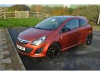 2014 14 VAUXHALL CORSA 1.2 Limited Edition 3dr in Chill