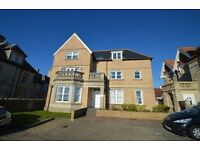 2 Bed upper floor apartment, with sea views & parking