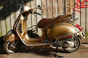 Vespa 300ie Stolen from East Mountain Upper Ottawa/Fennell area