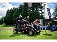Road legal buggy 250cc (quad motocross)