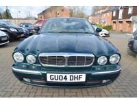 2004 04 JAGUAR XJ 3.0 V6 SE 4D AUTO 240 BHP