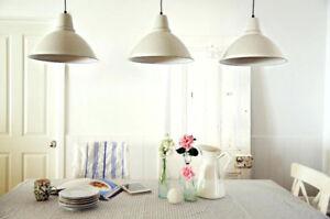 Ikea FOTO pendant lamps (set of 3) *new*