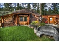 Earthship & Hobbit House Fans?