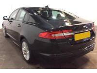 2014 GREY JAGUAR XF 2.2 D 200 R SPORT DIESEL 4DR SALOON CAR FINANCE FR £50 PW
